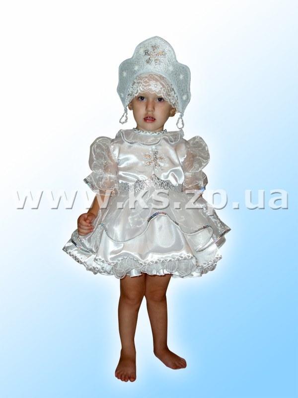 платье русская зима