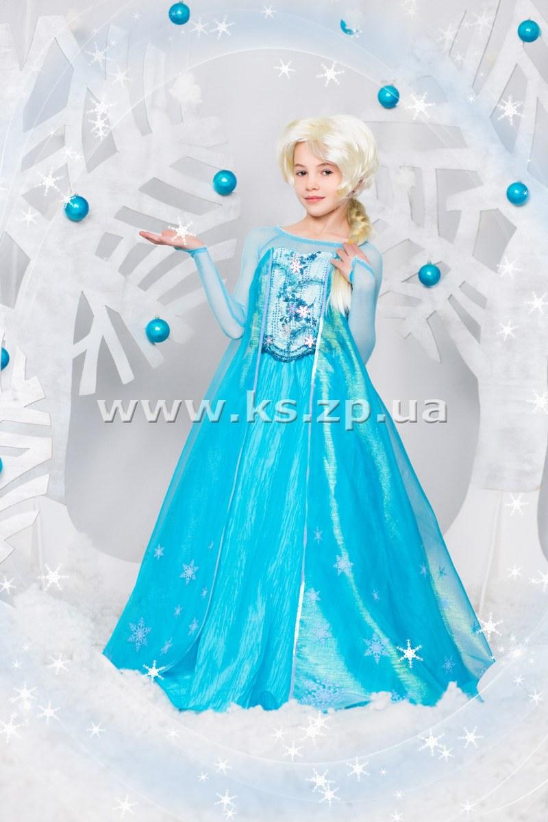 Новогодний костюм эльза холодное сердце своими руками фото 822