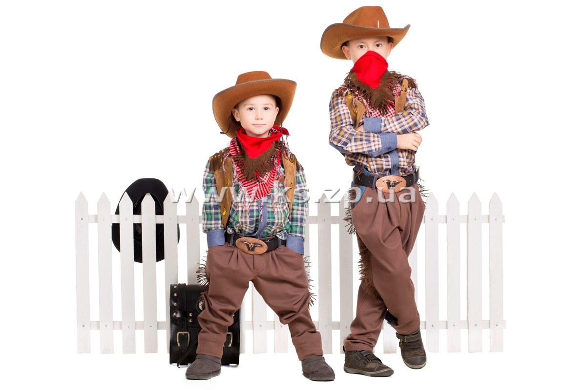 Детский костюм ковбоя своими руками фото 975
