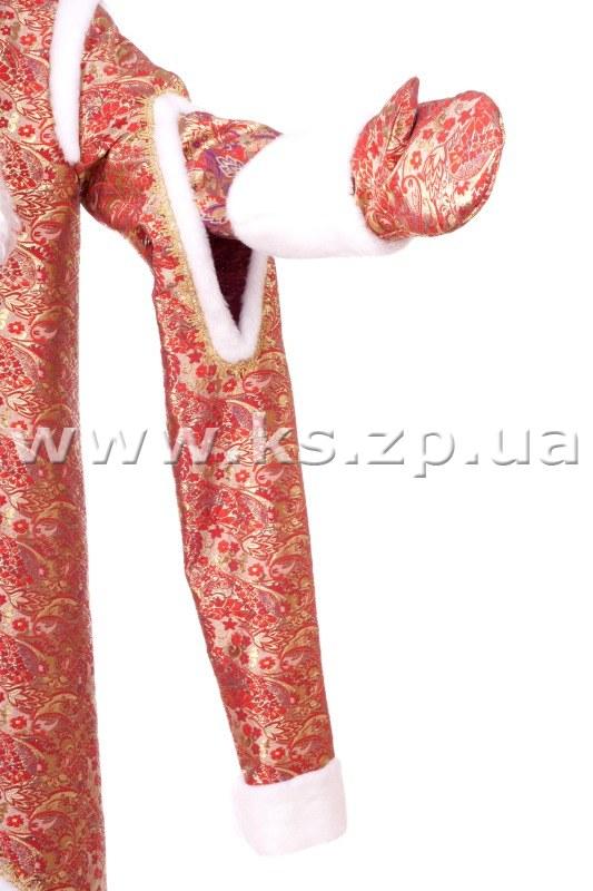 "Костюм Деда Мороза  ""Боярский "", боярский рукав."